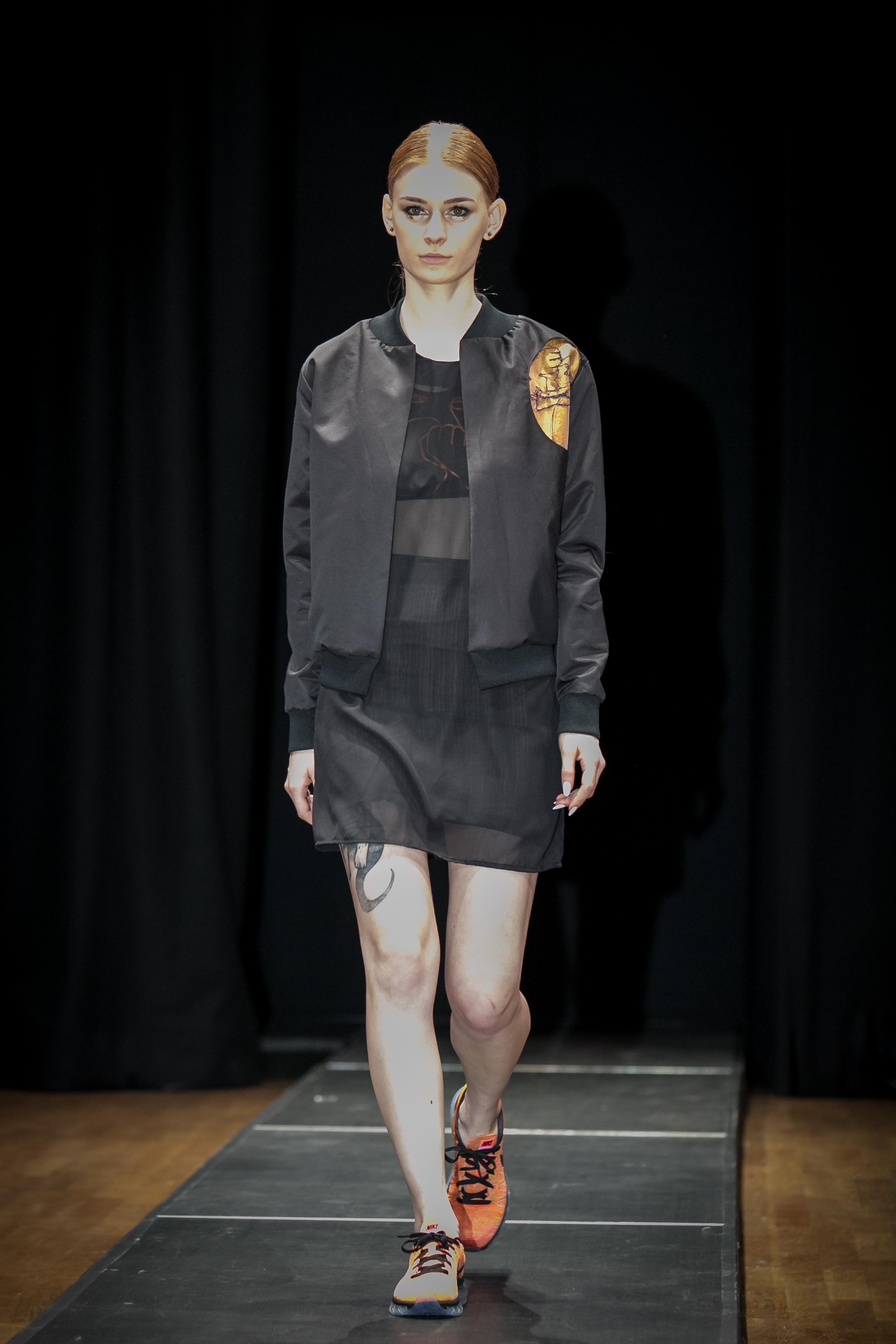 Kolekcja Hollow Oli Bajer Na Gali Cracow Fashion Awards Cracow Fashion Week