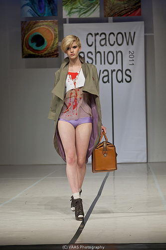 Kolekcje Cracow Fashion Awards 2011