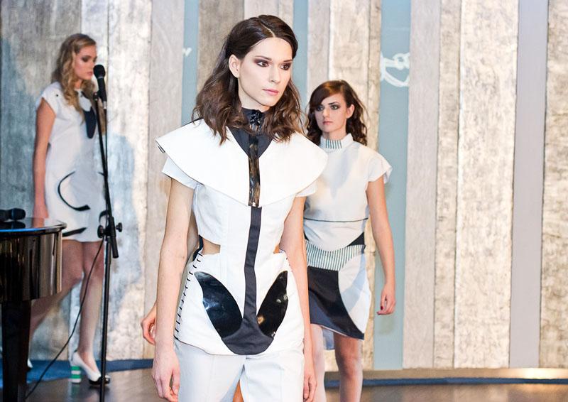 Pokaz mody w Hotelu Niebieski Art & Spa